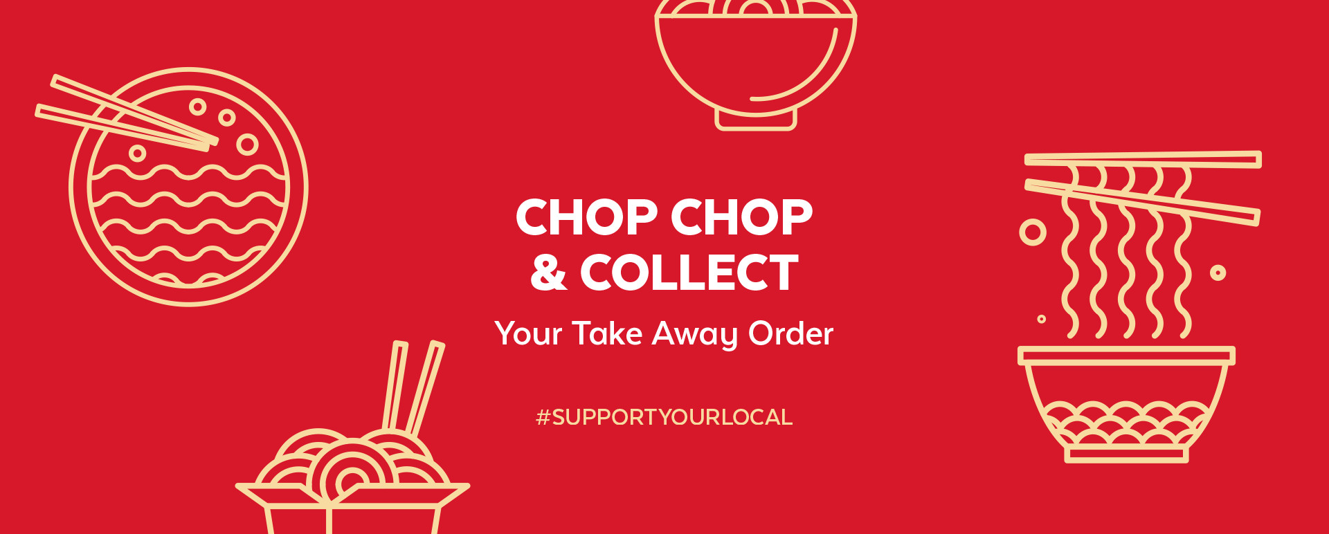Chop Chop & Collect Your Takeaway Order